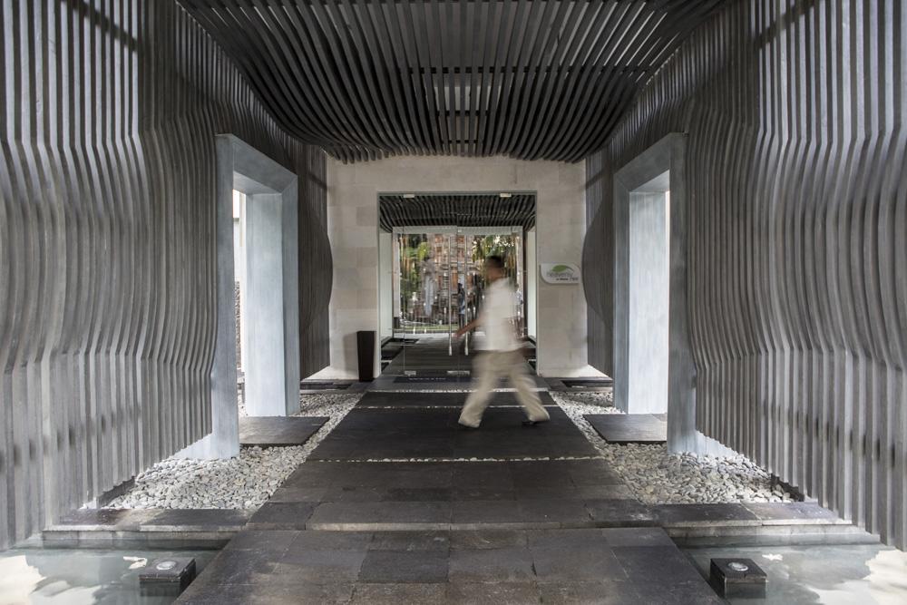 Heavenly Spa adalah salah satu proyek peremajaan Westin Resort Bali.
