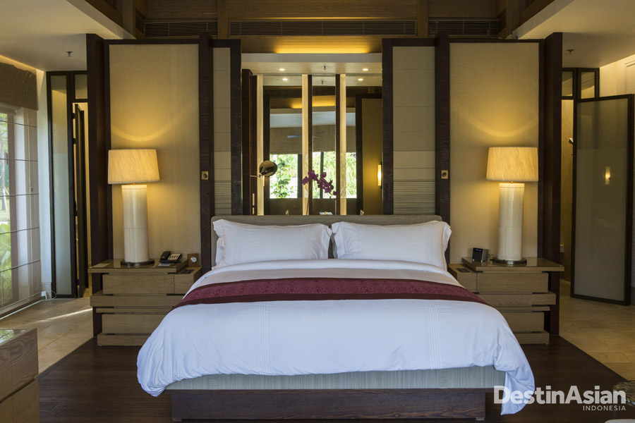 Matras super nyaman yang juga menjadi andalan The Ritz-Carlton, Bali.