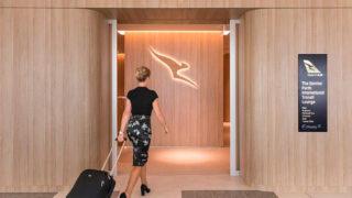 Qantas Siapkan Lounge Anti-Jet Lag