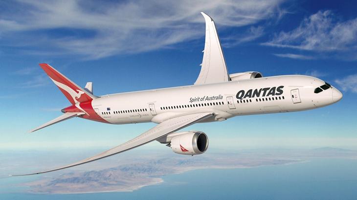 Pesawat Boeing 787 pertama akan diterima Qantas pada 2017.