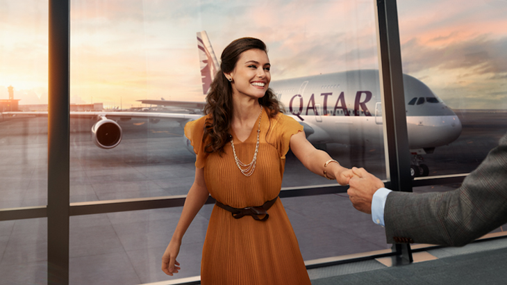 quisine qatar, qatar airways economy