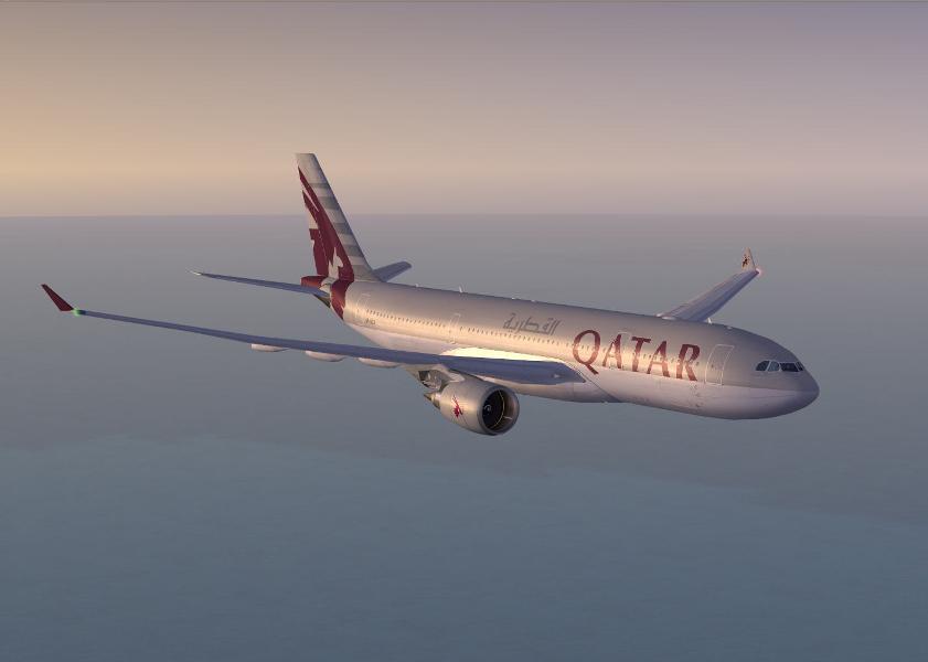 Penerbangan Jakarta-Doha pp akan dilayani 21 kali per pekan.