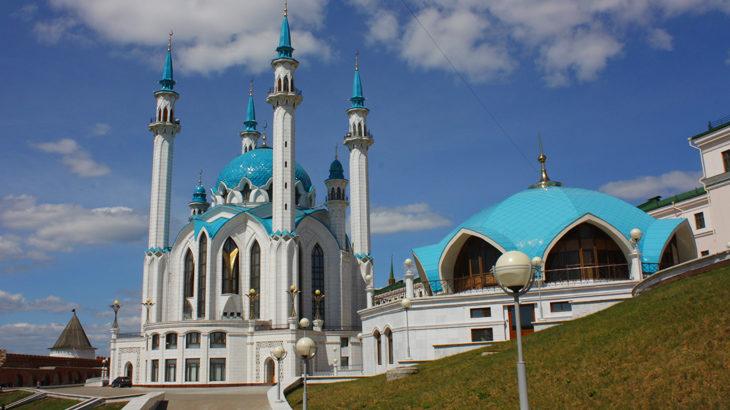 6 Masjid Menakjubkan di Rusia