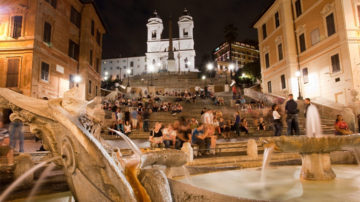 wisata roma