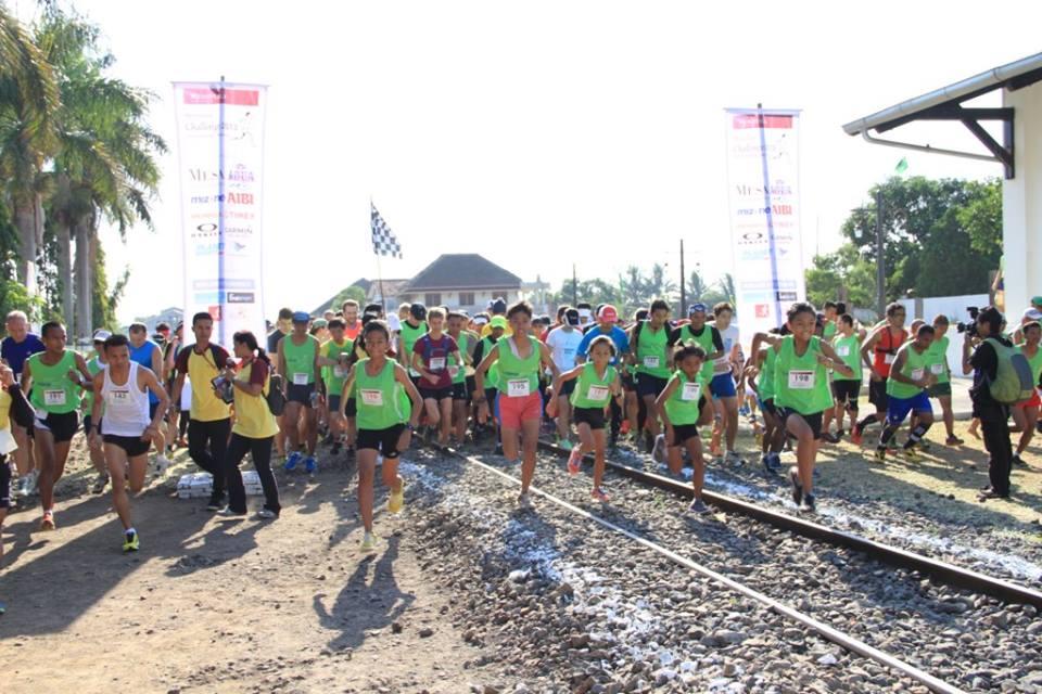 Tahun ini, MesaStila Challenge Ultra menghadirkan rute berjarak fantastis, 60 kilometer.