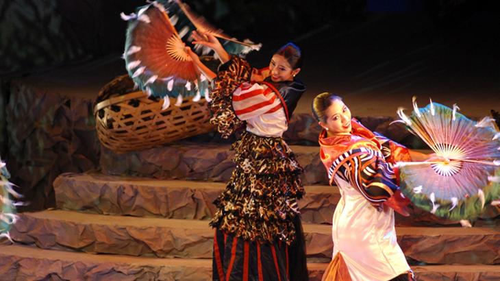 The Bayanihan Dancers (1)