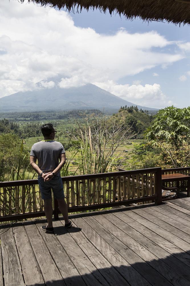 Pemandangan Bali Asli selalu membuat kagum pengunjungnya.