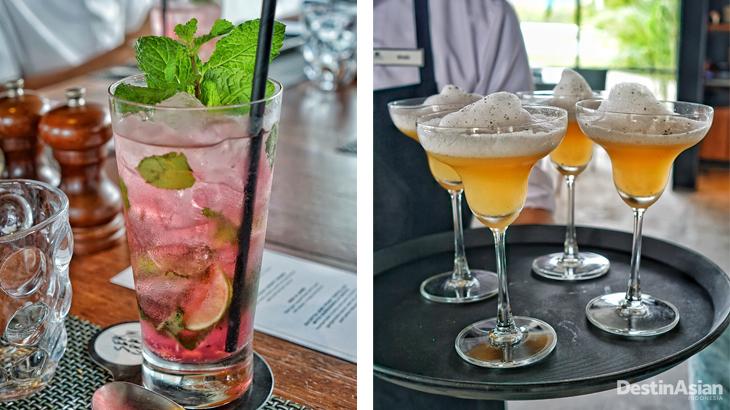 menu sea grain jakarta, menu baru sea grain jakarta