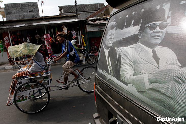 Blitar, Jawa Timur, 2012.