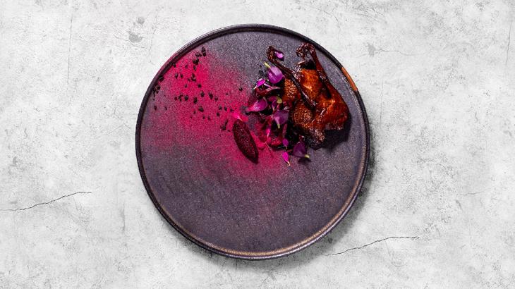 the dining room raffles jakarta