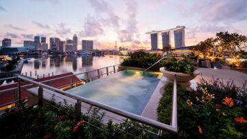 the fullerton bay singapore
