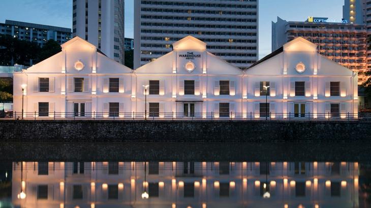 hotel singapura, the warehouse singapore