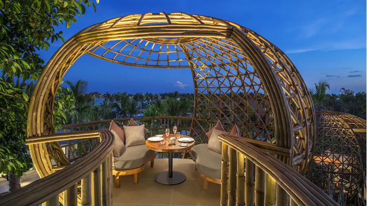 Waldorf Astoria Maldives Ithaafushi, hotel baru di maldives
