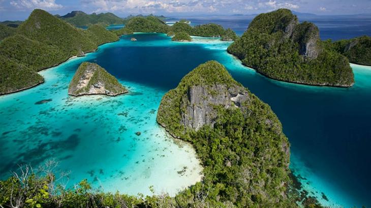 wayag island 1